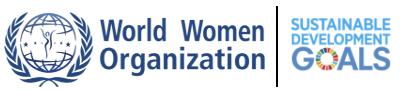 世界妇女组织 - WWO | World Women Organization